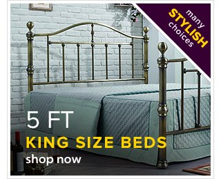 5 Foot King Size Beds