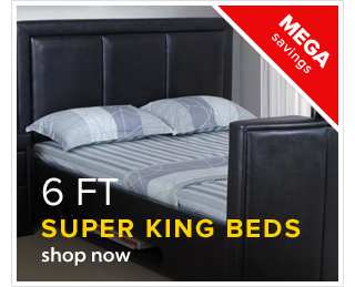 Super King Bed 6 ft