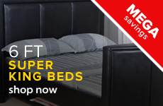 Super King Size Beds