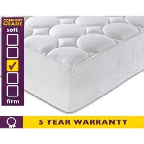 Flexcell Pocket 1600 Sleepcool Cover 5ft King Size Mattress