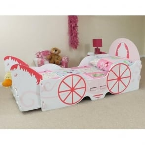 Princess Carriage Junior Bed HCJB