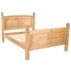 Corona 4ft6 Double High End Bed CR460