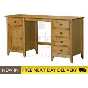 Birlea Beds Cotswold Pine Dressing Table COTDREPIN