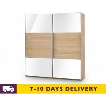 Stockholm Sliding Door Wardrobe