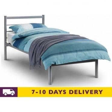 Alpen 3ft Single Metal Bed