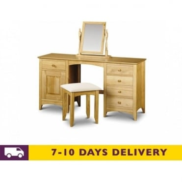 Kendal Twin Pedestal Dressing Table
