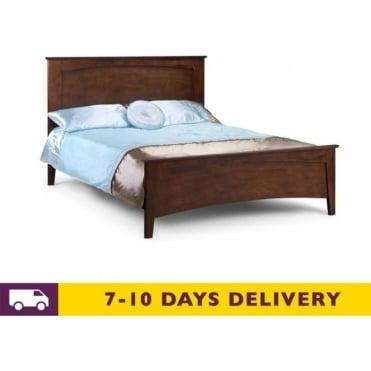 Minuet 5ft King Size Wenge Bed