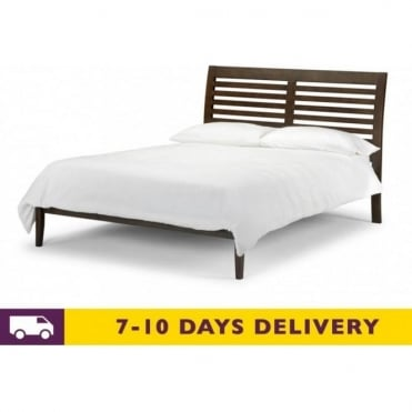 Santiago 5ft King Size Wenge Bed