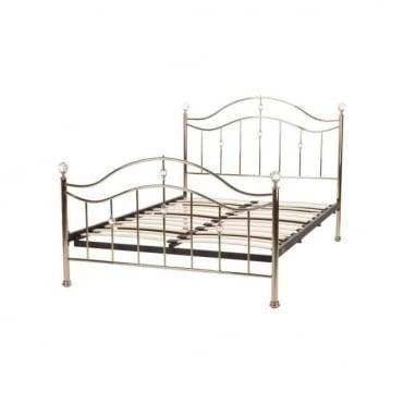 Cygnus 4ft6 Double Metal Bed