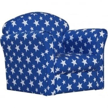 Mini Armchair Blue MAB3