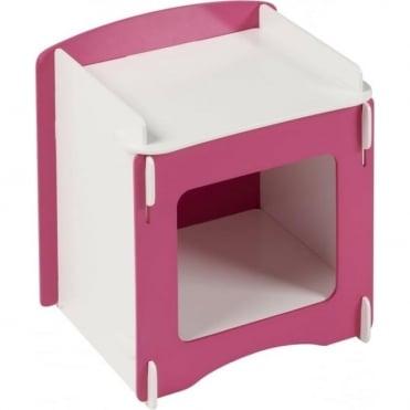 Blush Bedside Cabinet BLBC