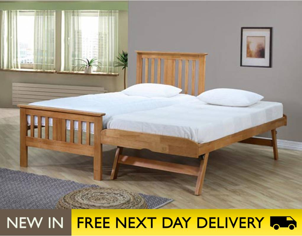 Next Day Bed Mattress : Beds with next day delivery sleepy valley brent solid
