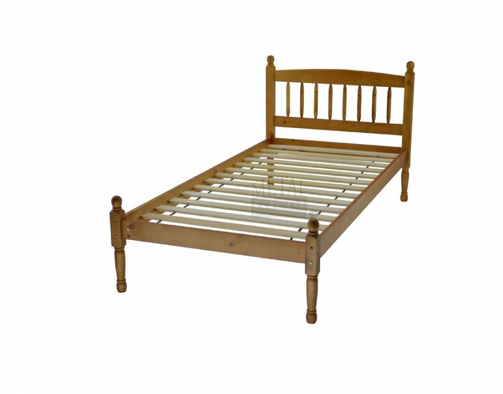 baltic pine wooden single bed cheapest metal beds ltd baltic 3ft bed pine. Black Bedroom Furniture Sets. Home Design Ideas