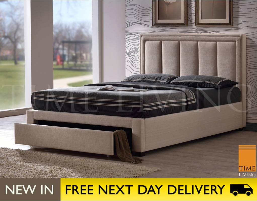 Buy atl5sand atlanta time living exclusive range bed for Exclusive beds