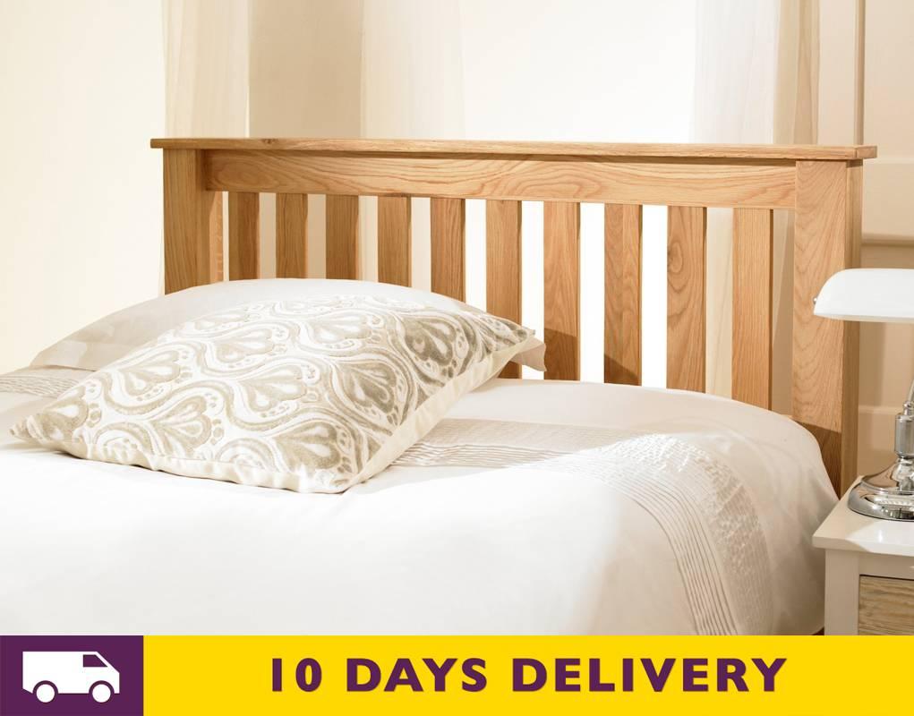 wooden storage beds king size uk 14