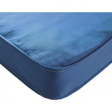 3ft Single Blue Sprung Mattress