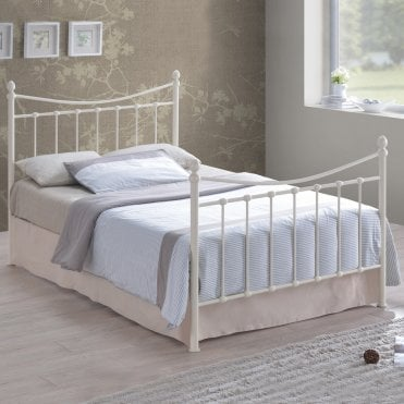 hot sale online 9268b d7a79 Metal beds and metal bed frames from bedsos.co.uk