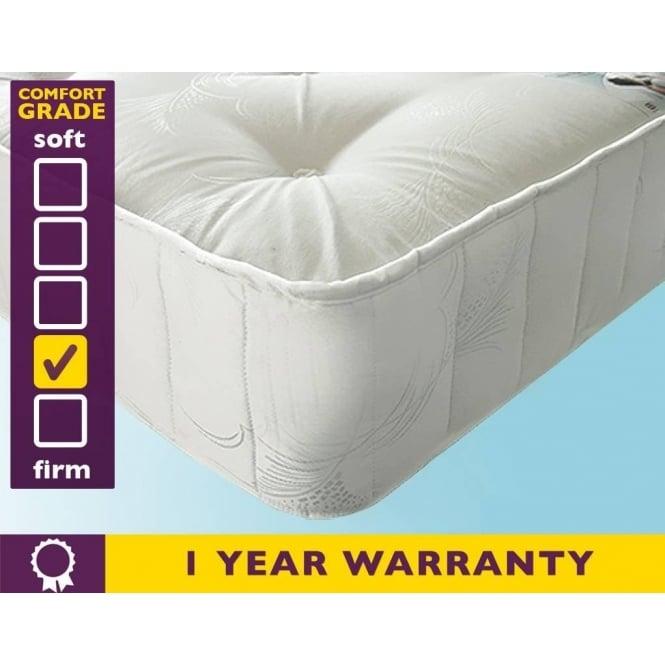 slumber sleep 4ft6 double kensington pocket sprung mattress