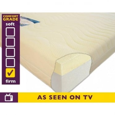 4ft6 Double Premium 2000 Memory Foam Mattress