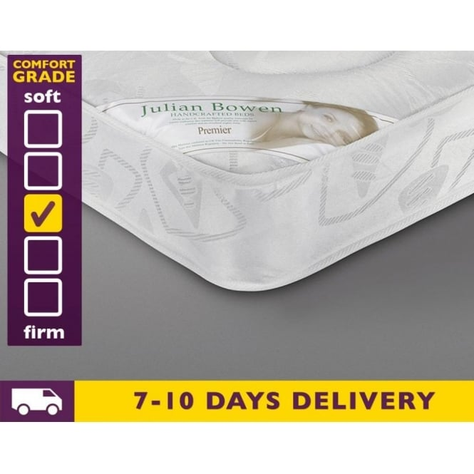 Julian Bowen 5ft King Size Premier Sprung Mattress