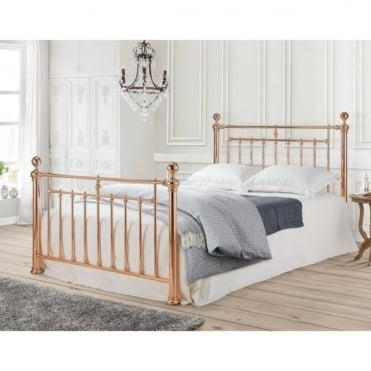 Alexander Rose Gold 4ft6 Double Bed