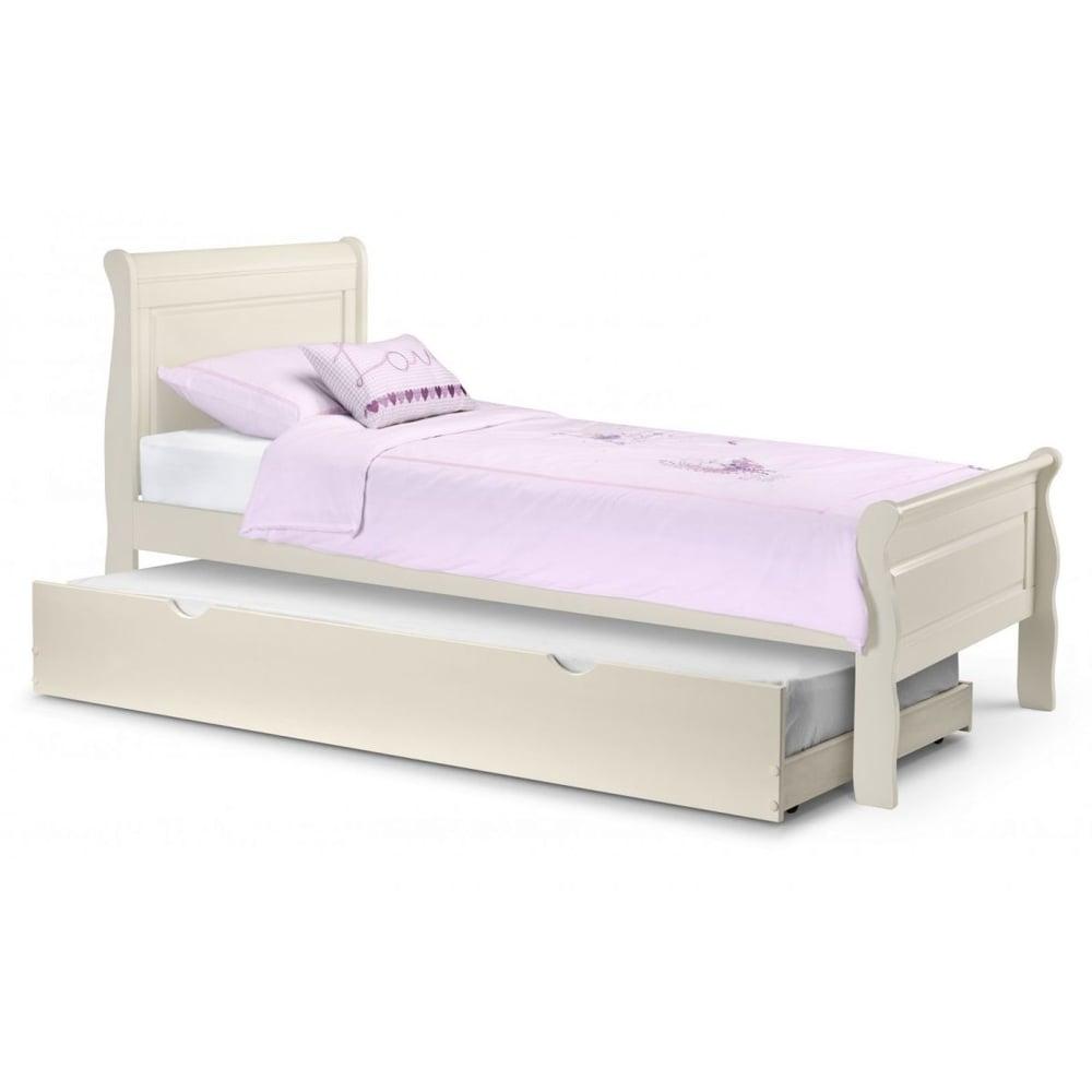 - Julian Bowen Amelia Sleigh Bed 3ft Single Bed AME001