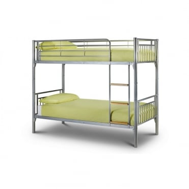 Atlas 3ft Single Metal Bunk Bed