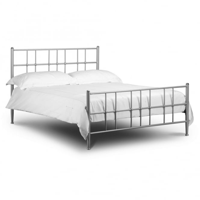 Julian Bowen Braemar 3ft Single Metal Bed