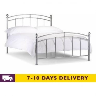 Chatsworth 3ft Single Metal Bed