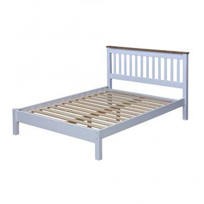Core Products Ltd CP460LE Capri 4ft6 Double Low Footend Bed