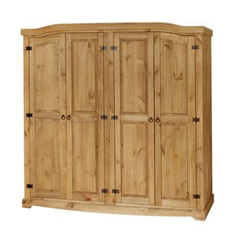 ebay contrast hanging wood white quad all painted door itm robe wardrobe solid