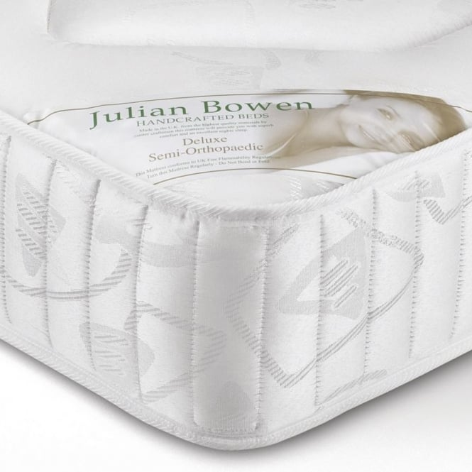 Julian Bowen Deluxe Semi Orthopaedic 4ft6 Double Mattress