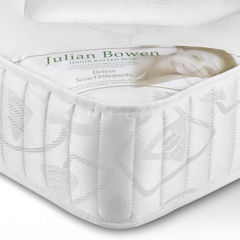 Julian Bowen 5ft King Size Deluxe Semi Orthopedic Mattress