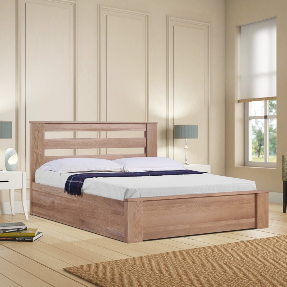 Choa60 Charnwood 6ft Super King Size Wooden Storage Bed