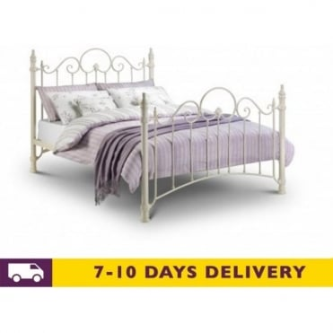 Florence 4ft6 Double Metal Bed