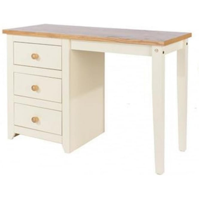 Core Products Ltd Jamestown Single Pedestal Dressing Table JA371