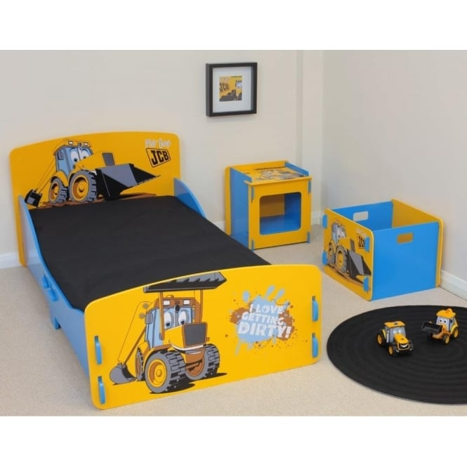 Kidsaw JCB Room in a Box Bedroom Set JCBRIAB