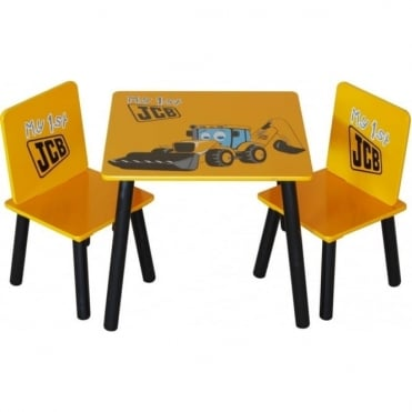 JCB Table and Chairs JCBTC
