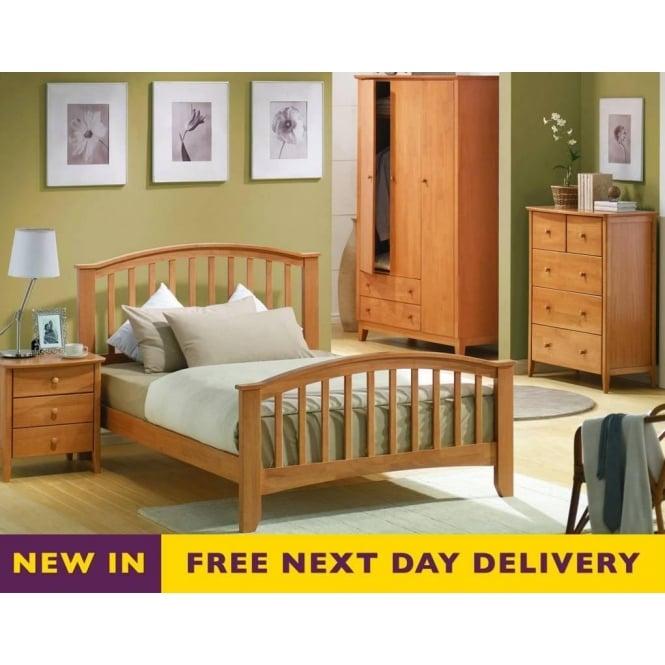 Discounted Joseph Elle 4ft6 Double Wooden Bed Frames Sale Elle Beds