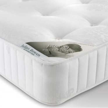 Memory Pocket 1000 Double Mattress