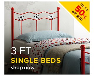 3 Foot Single Beds