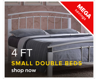4 Foot Double Beds