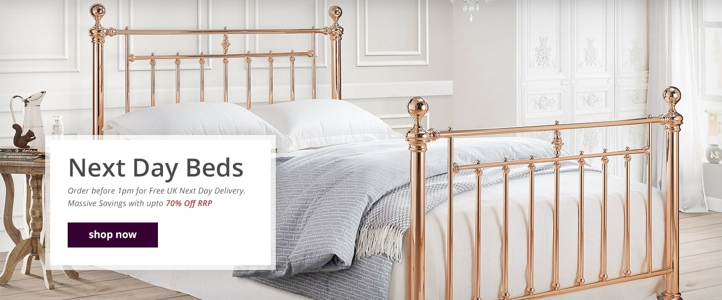 Cheap Beds Sale Now On With Free Uk Delivery Only At