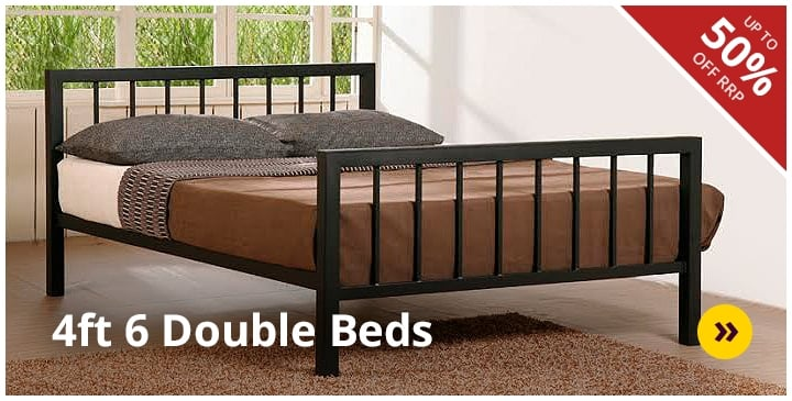 4ft 6 Double Beds