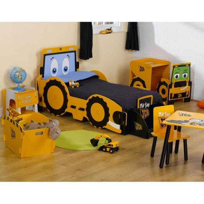 Kidsaw My 1st JCB Junior Bed JCBJB