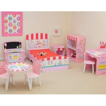 Patisserie Junior Bed