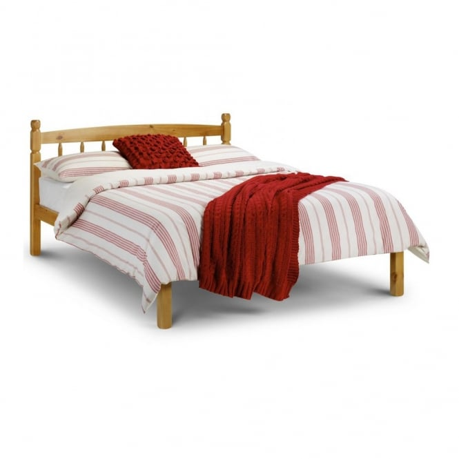 Julian Bowen Pickwick 4ft Small Double Solid Pine Bed