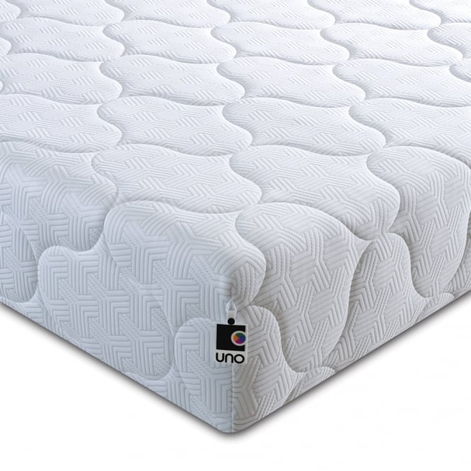 Breasley Uno Pocket 1000 4ft Small Double Mattress with Fresche Technology