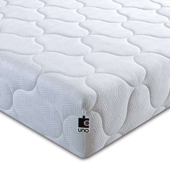Breasley Uno Pocket 1000 Ortho 4ft Small Double Mattress with Fresche Technology