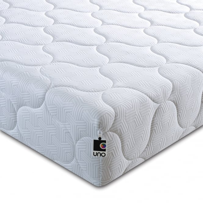 Breasley Uno Pocket 2000 4ft Small Double Mattress with Fresche Technology